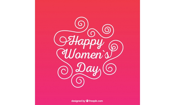 International Women's Day Celebrations 20% all products!